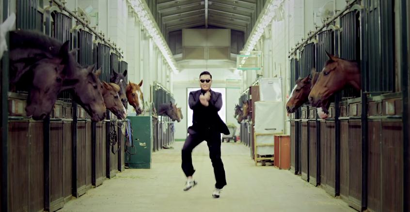 Gangnam Style Viral Video
