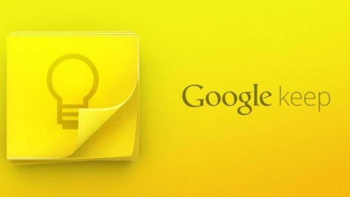 Best Android Apps Google Keep