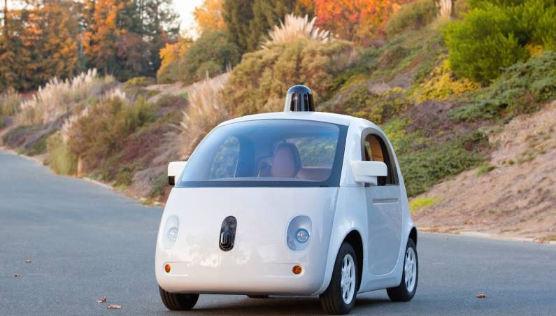 Google Ford Self-Driving Cars