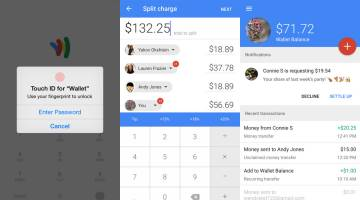 Google Wallet for iOS: Touch ID Support