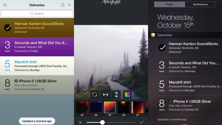 5 Gorgeous iPhone Apps