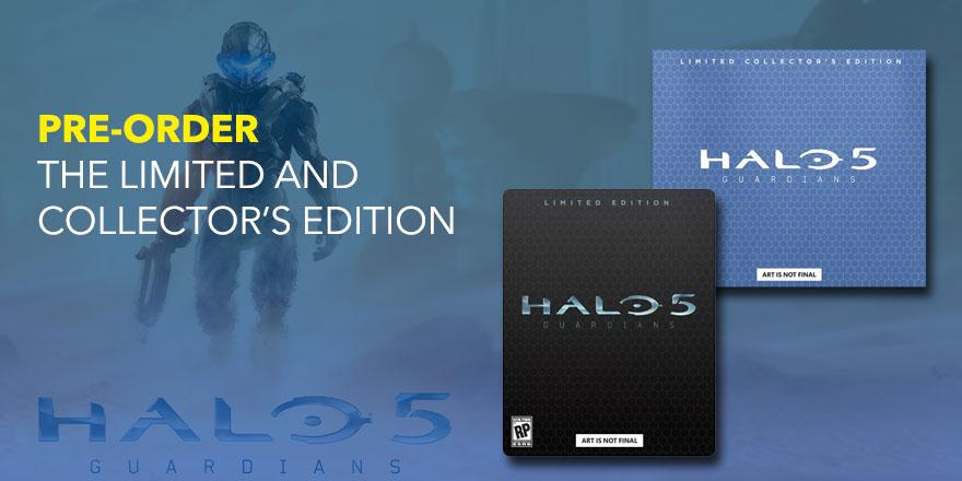 Halo 5 Best Buy Demo