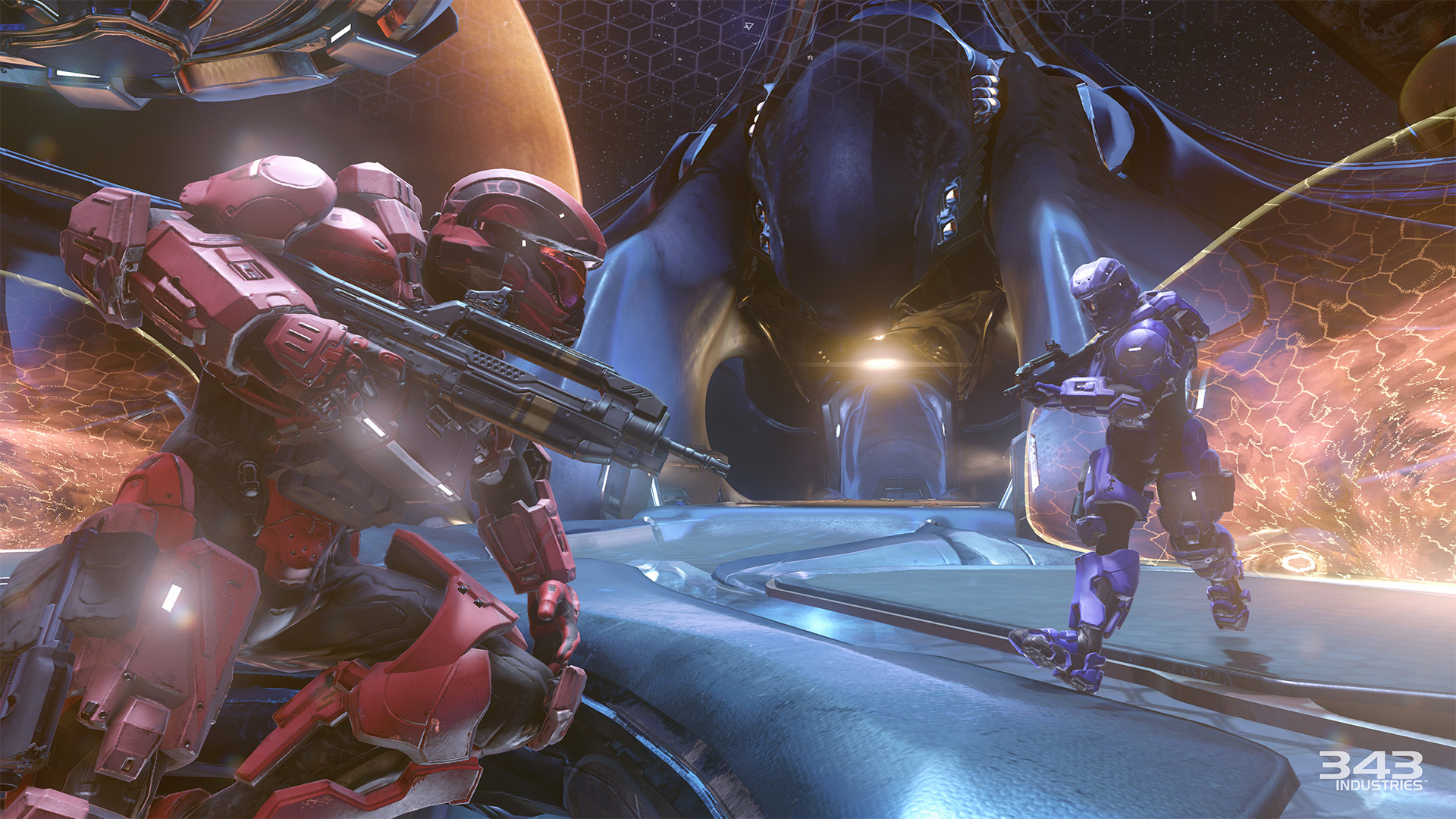 Halo 5 Guardians Multiplayer Beta Preview