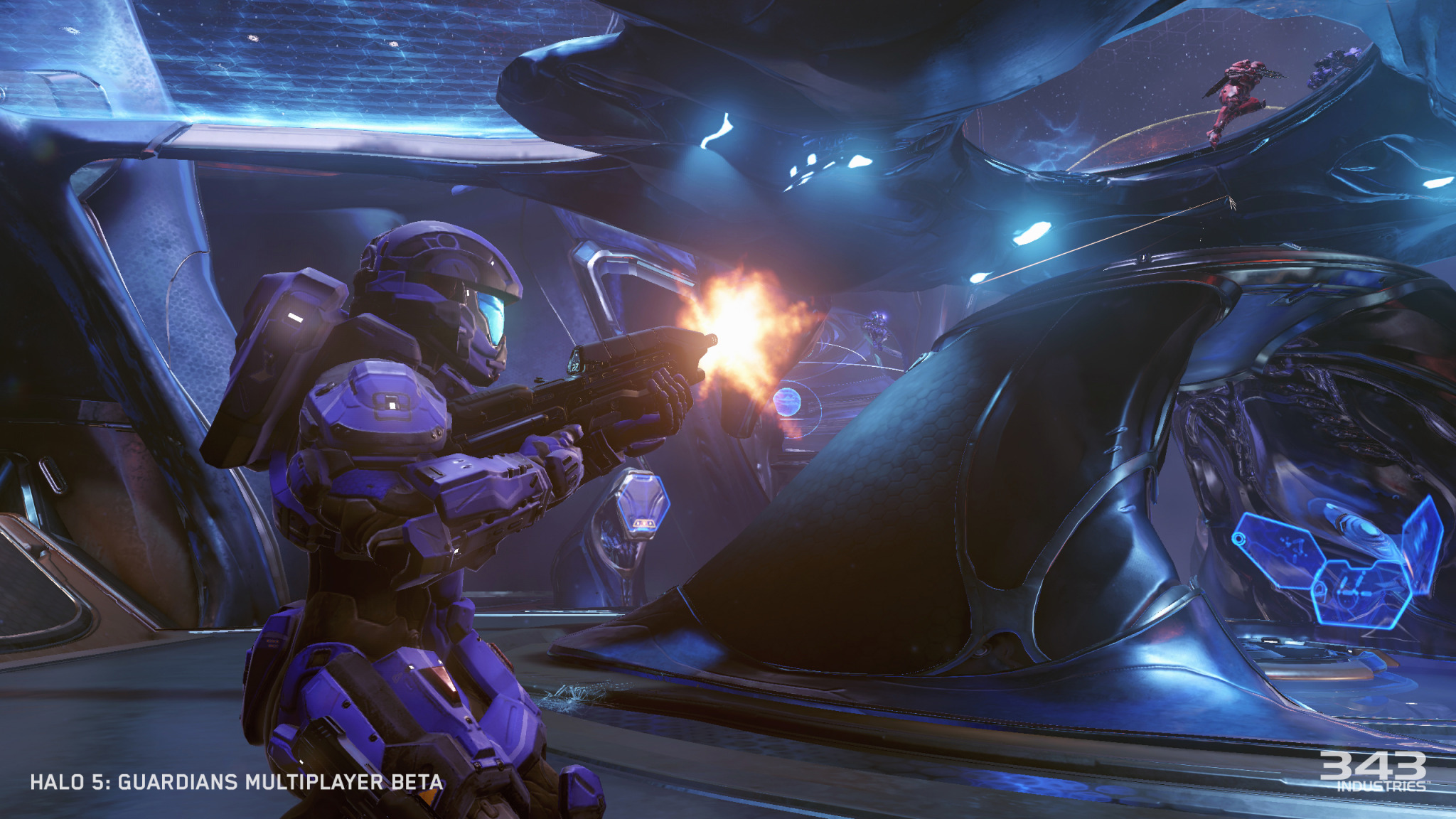 Halo 5 Multiplayer Live Stream