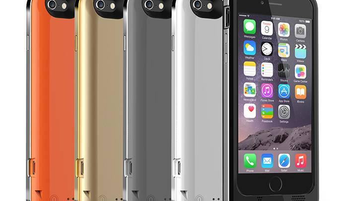 Indiegogo iStand6 iPhone 6 Case