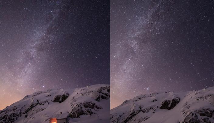 iPhone 6 Milky Way Wallpaper