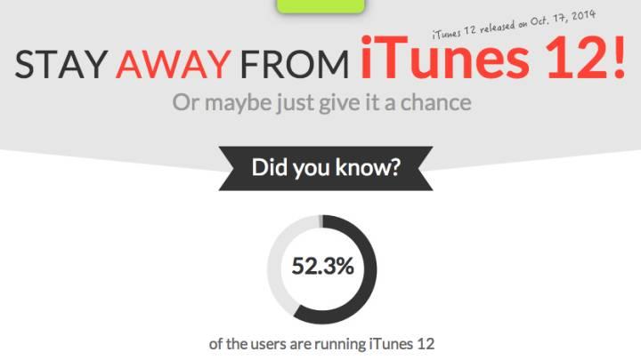 iTunes 12 on Mac and Windows