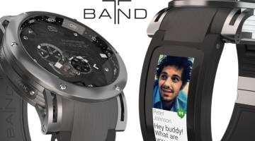 Kairos T-Band Smartwatch