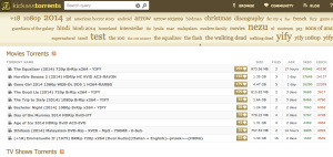 Kickass Torrents Down