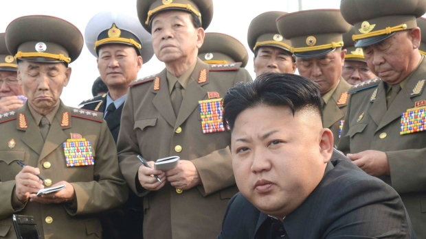 The Interview DVDs North Korea