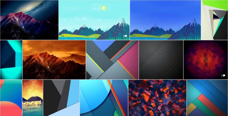 Material Design Wallpapers Download