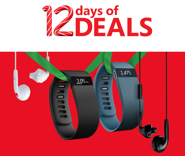 Microsoft 12 Days of Deals Fitbit