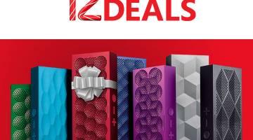 Microsoft 12 Days of Deals Jawbone Mini Jambox
