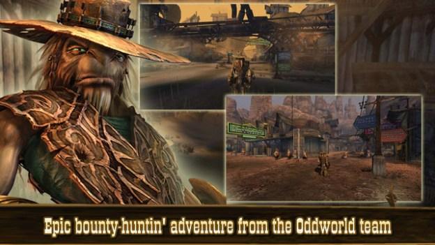 Oddworld Strangers Wrath iOS