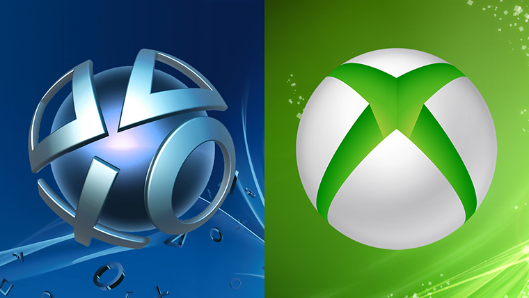 PSN Offline and Xbox Live Services Down