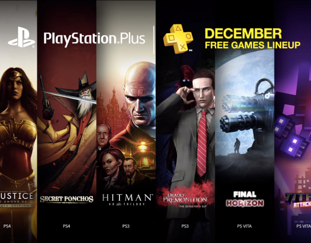 Here Are All The Ps4 Ps3 And Vita Games You Ll Get For Free In