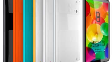 Puzzlephone vs. Project Ara: Modular Smartphone