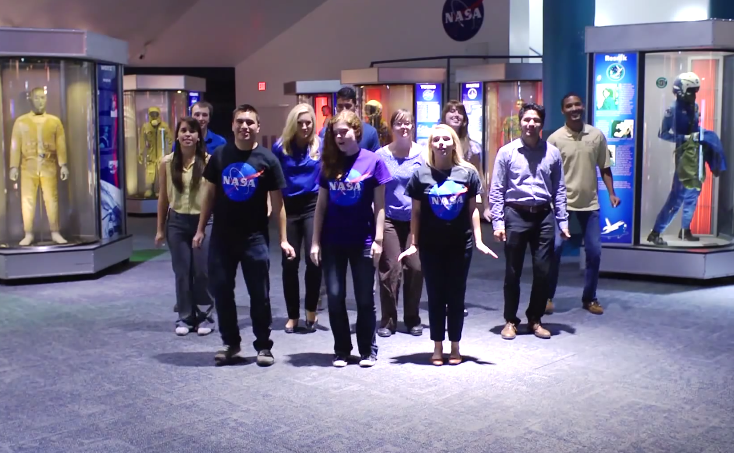 NASA All About That Space Video