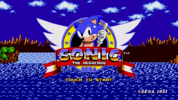 Sonic the Hedgehog iOS