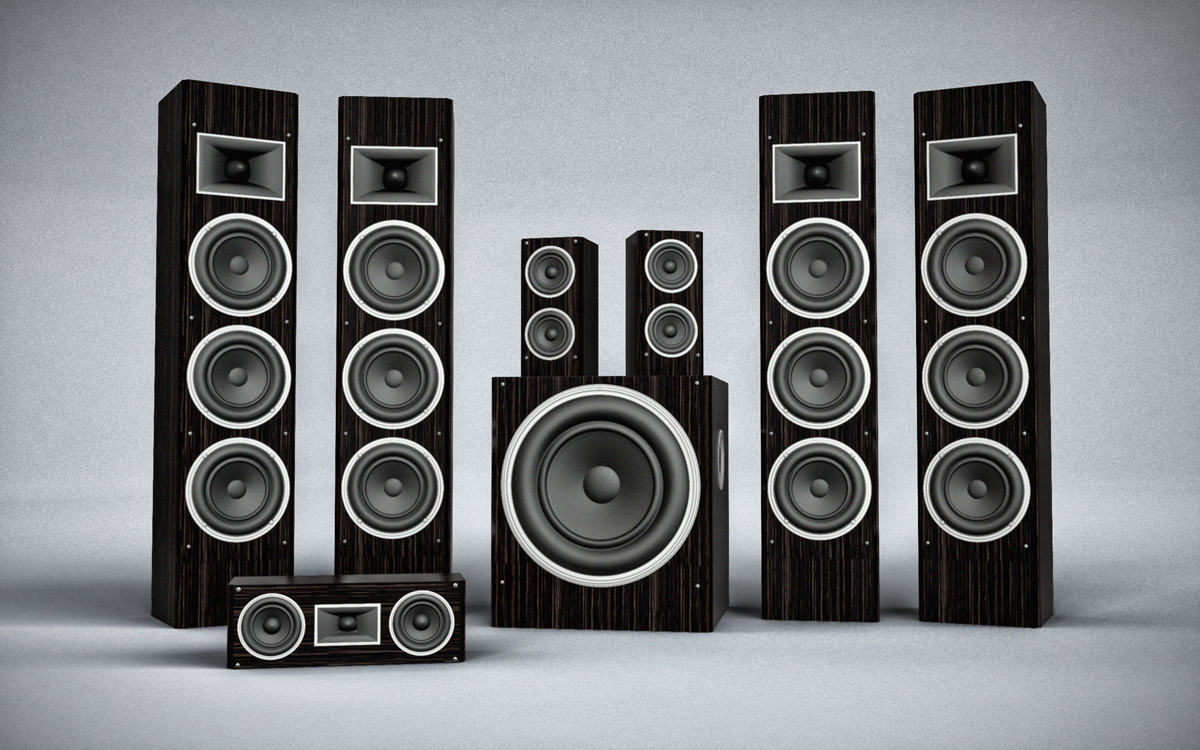 Bluetooth Speaker Adapter