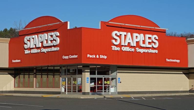 Staples Credit Card Malware Breach