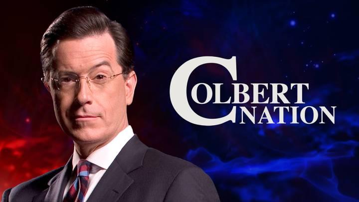 Last Episode of The Colbert Report