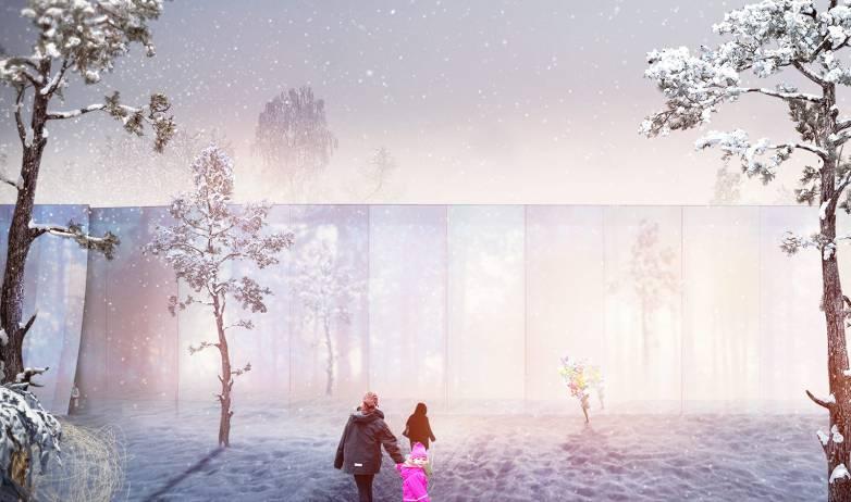 Santa Claus Headquarters Design Competition