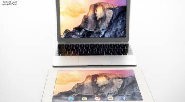 12-inch MacBook Air vs iPad Pro