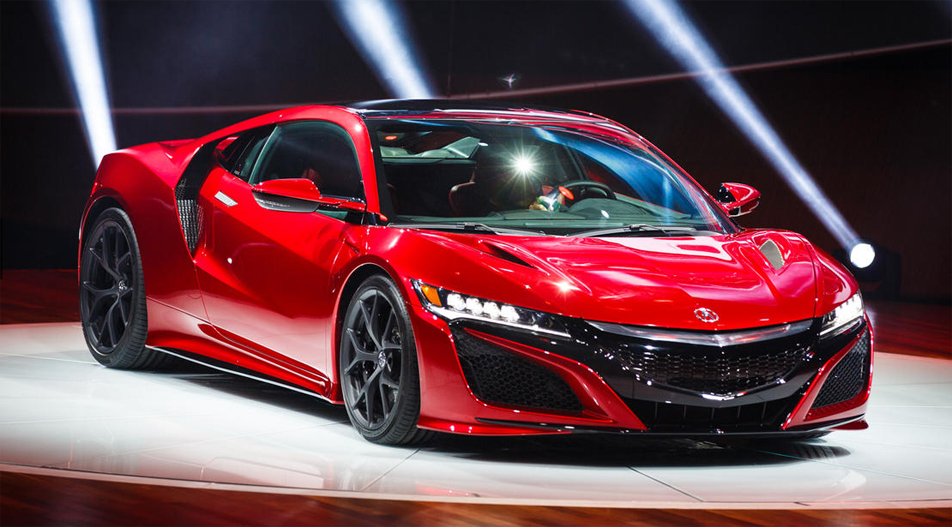 Best Of Detroit Auto Show 2015
