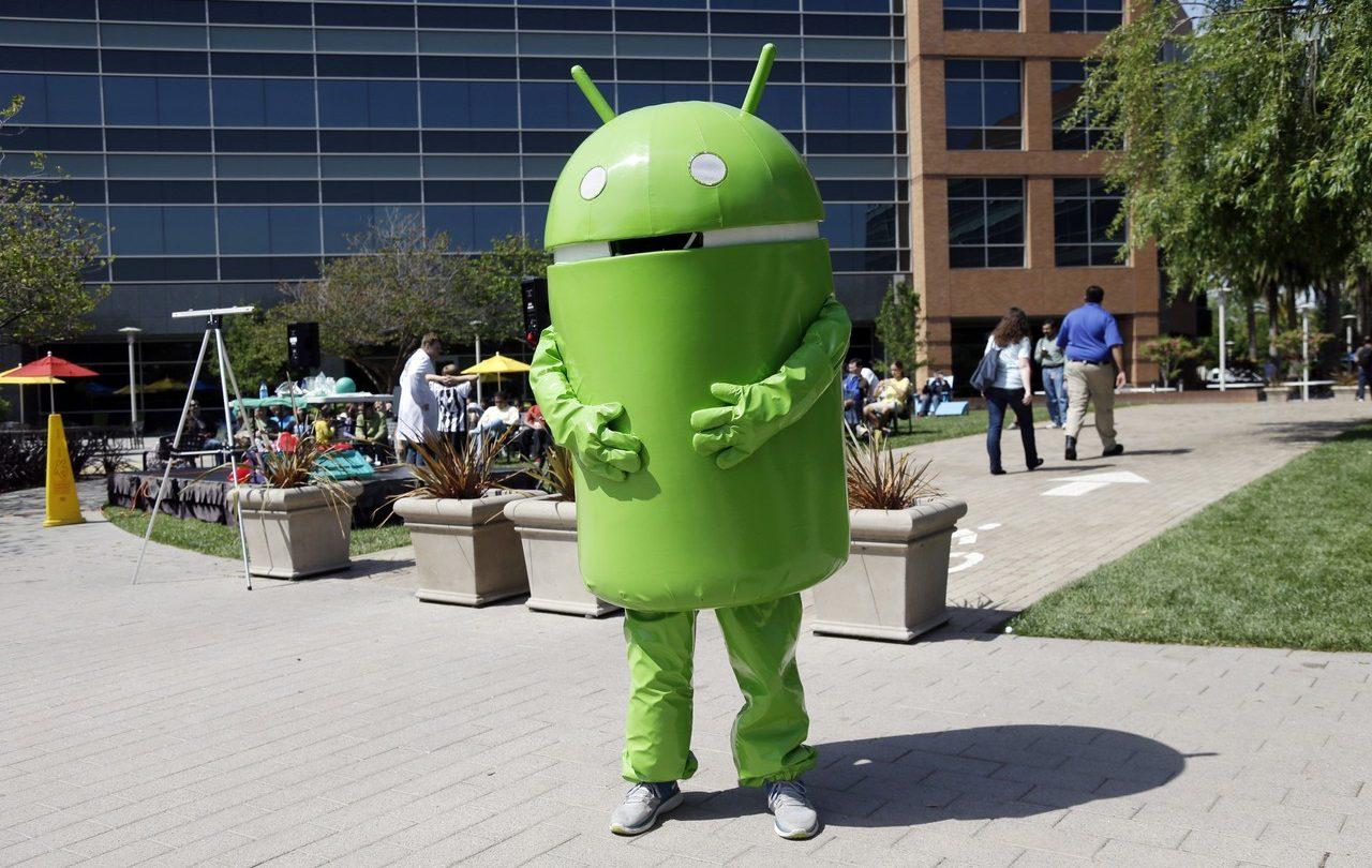 Google Android Virtual Reality