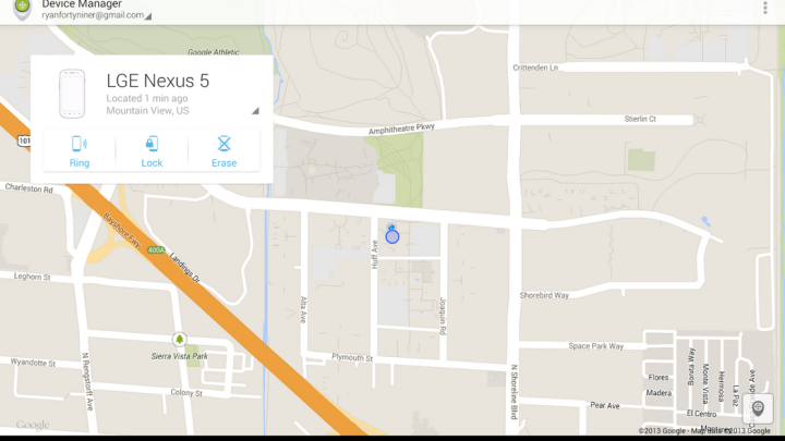 Android Device Manager Guide
