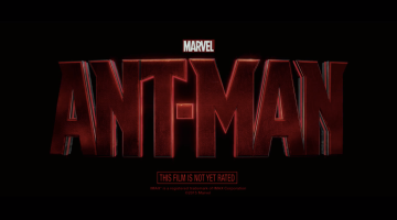 Marvel Ant-Man Teaser Trailer
