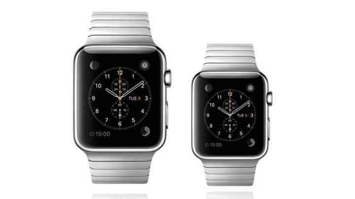 iOS 8.2 Apple Watch Settings Configuration