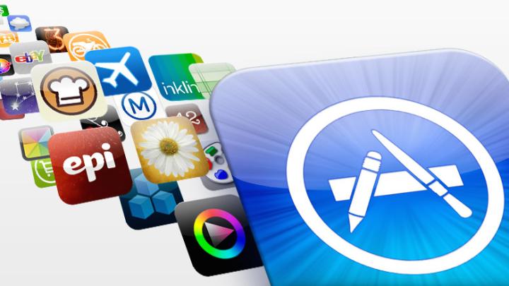 Apple App Store Sales Record