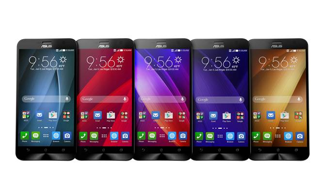CES 2015 Best Phones