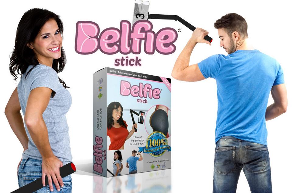 Belfie Stick Smartphone Accessory
