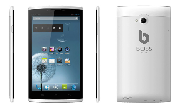 Boss Phone Specs Features and Price