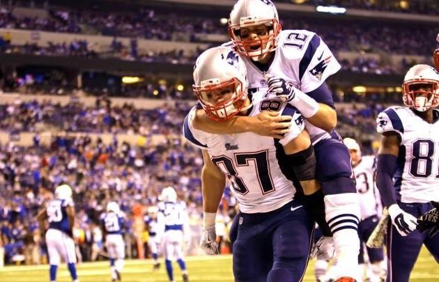 Super Bowl Patriots Vs. Seahawks Fans