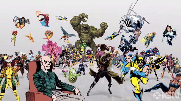 Every Member of the X-Men