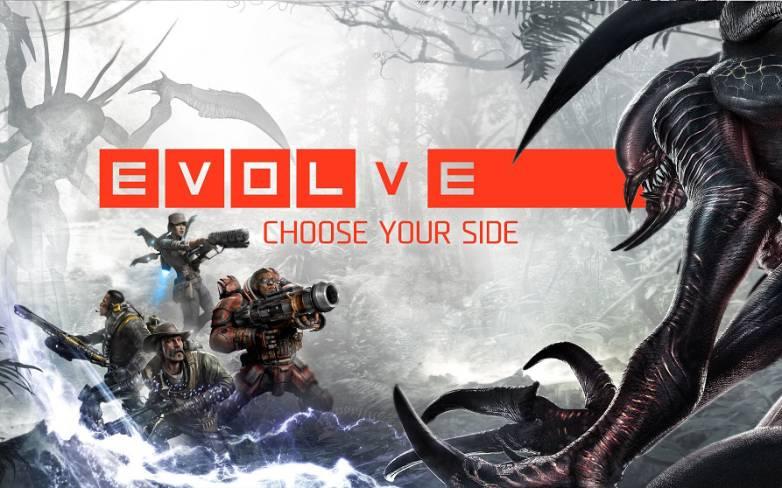Evolve Intro Cinematic