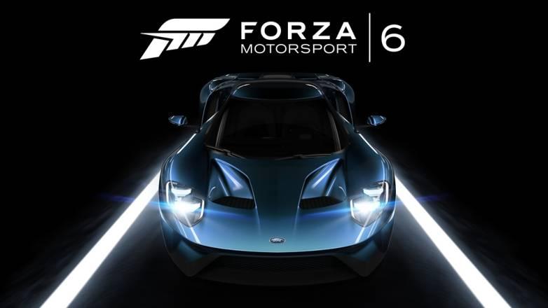 Forza Motorsport 6 Trailer