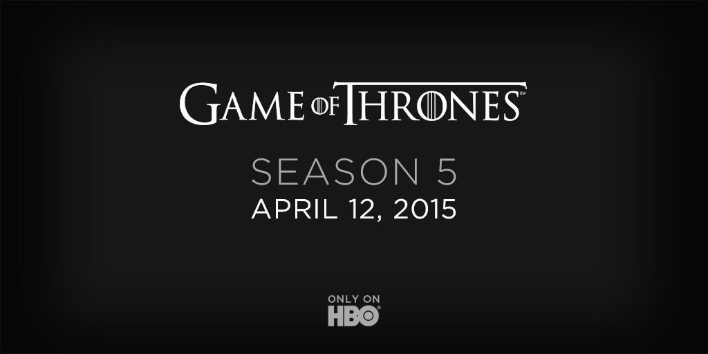 Game of Thrones Season 4 Start Date, Premiere, Release Date: Rape ...