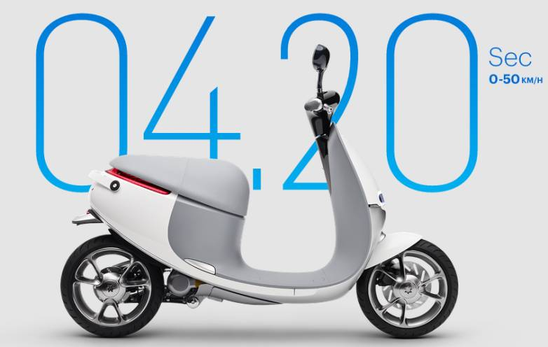 Gogoro SmartScooter and GoStation