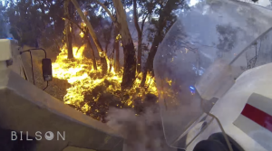 GoPro Video Forest Fire
