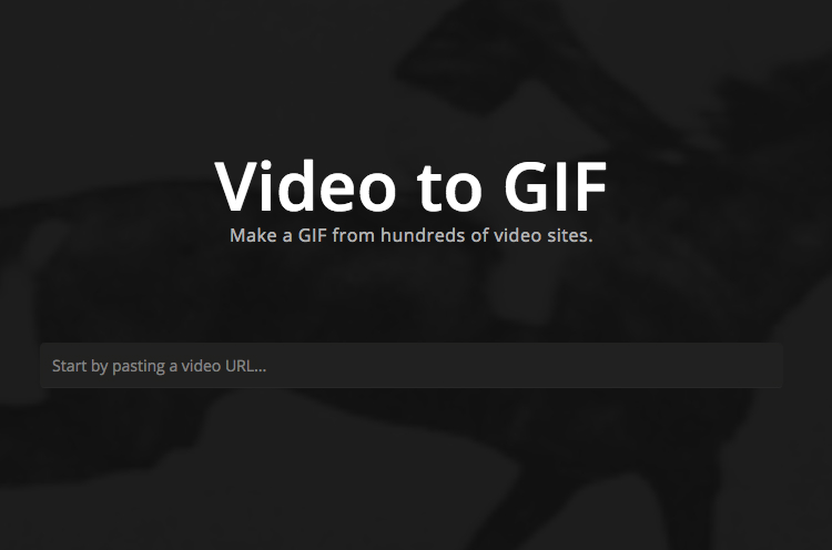 Imgur Video to GIF Conversion Tool