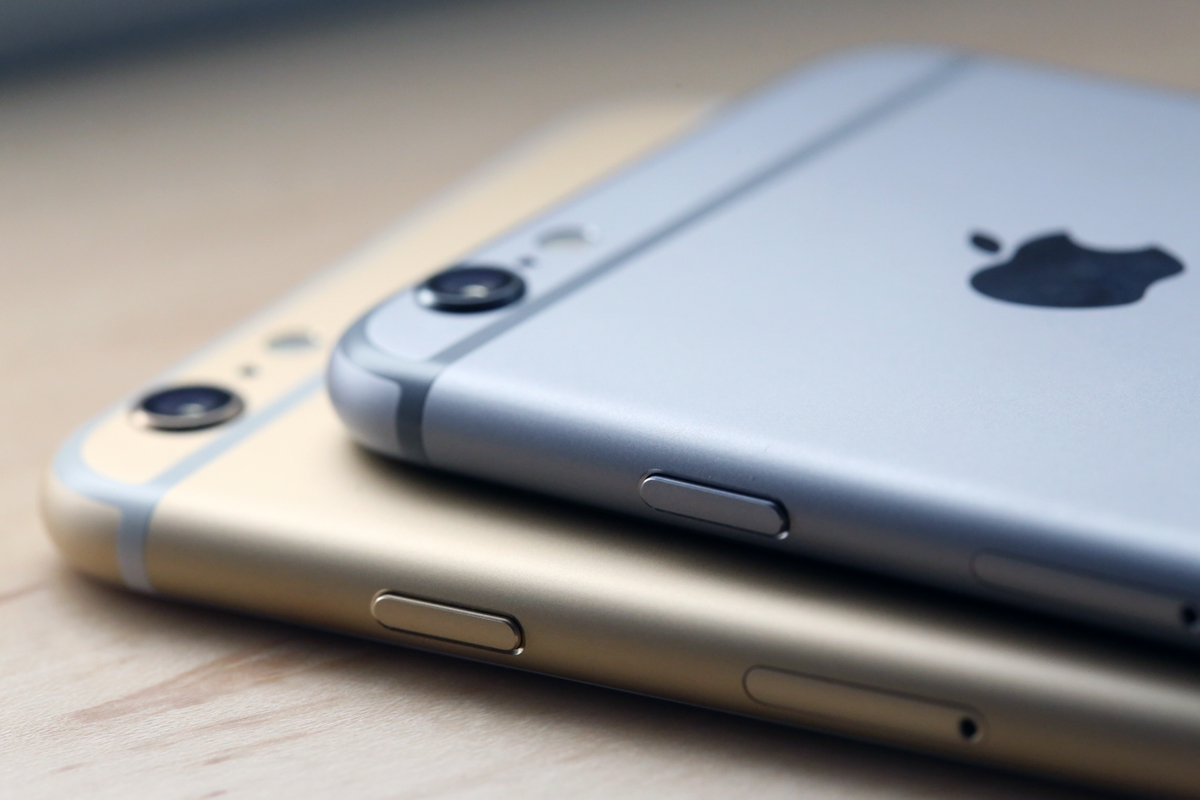 iPhone 6s and iPad Pro Specs