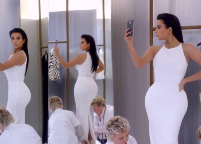 Super Bowl XLIX Ads: T-Mobile Kim Kardashian