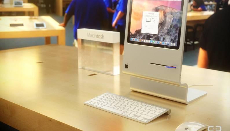 Apple Macintosh iMac Concept