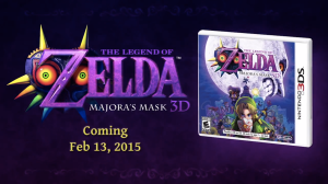Nintendo Direct January 2015