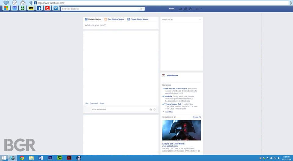 Microsoft Spartan Internet Browser